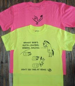 Bandit Bob Tshirt 1
