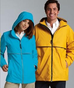 New Englander Rain Coat