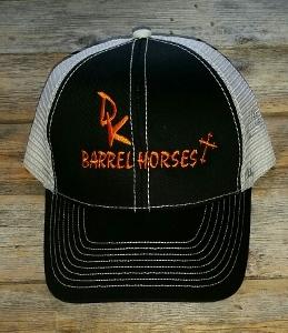 Ducky Keller Barrel Horses Hat