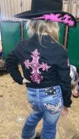 Diamond Cross Rodeo Shirt