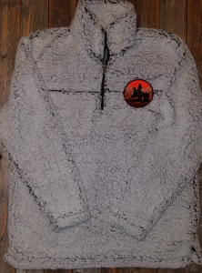 Sherpa Pullover Bx Unisex