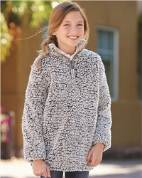 Sherpa Pullover Youth