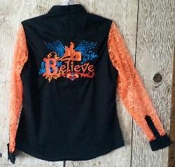 Rodeo Shirt ; Believe