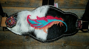 Bronc Halter; Feather