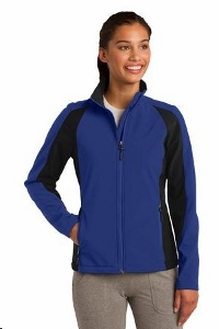 PA NBHA ADULT 2 TONE SOFT SHELL JACKET